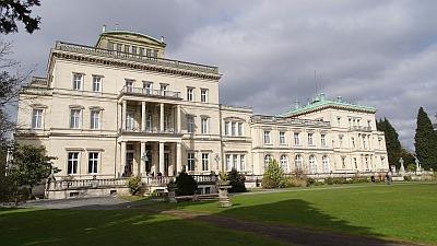 Villa Hügel, ehemaliges Krupp Wohnhaus