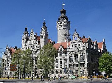 strassenverkehrsamt rathaus Leipzig