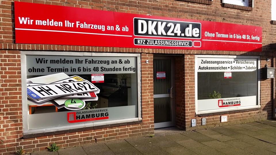 Zulassungssservice Hamburg
