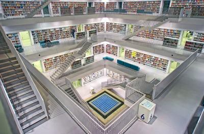 bibliothek stuttgart feuerbach