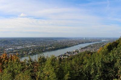 drachenburg aussicht bonn siebengebirge