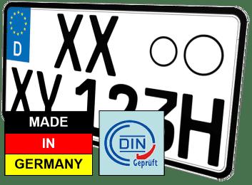 Leichtkraftrad Oldtimer H-Kennzeichen